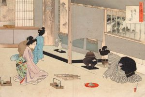 Old school Japanese history comics